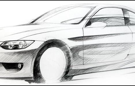 car sketches gallery hd